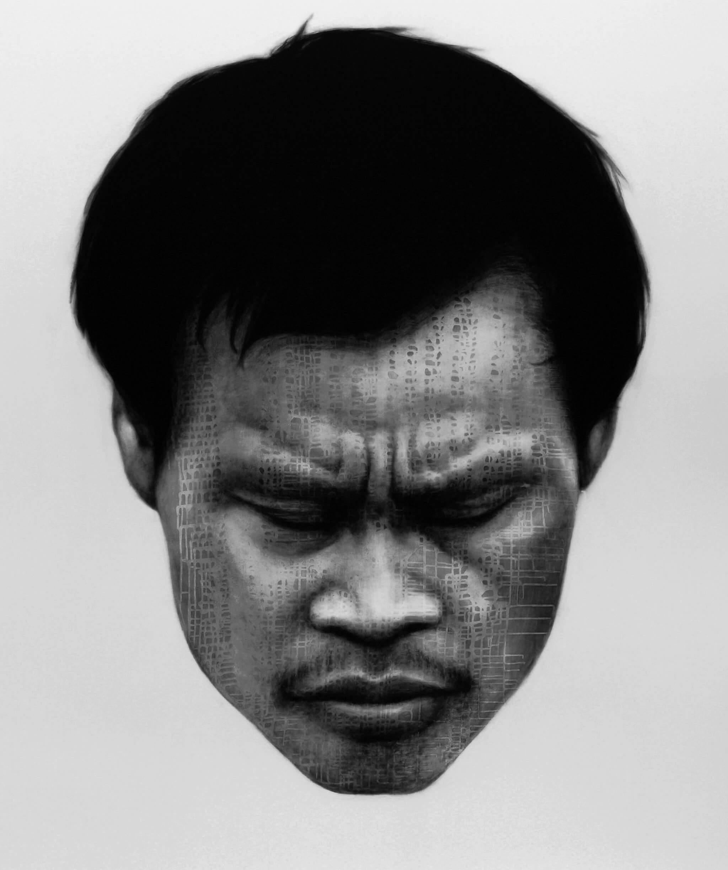 Cambodian man, 2013