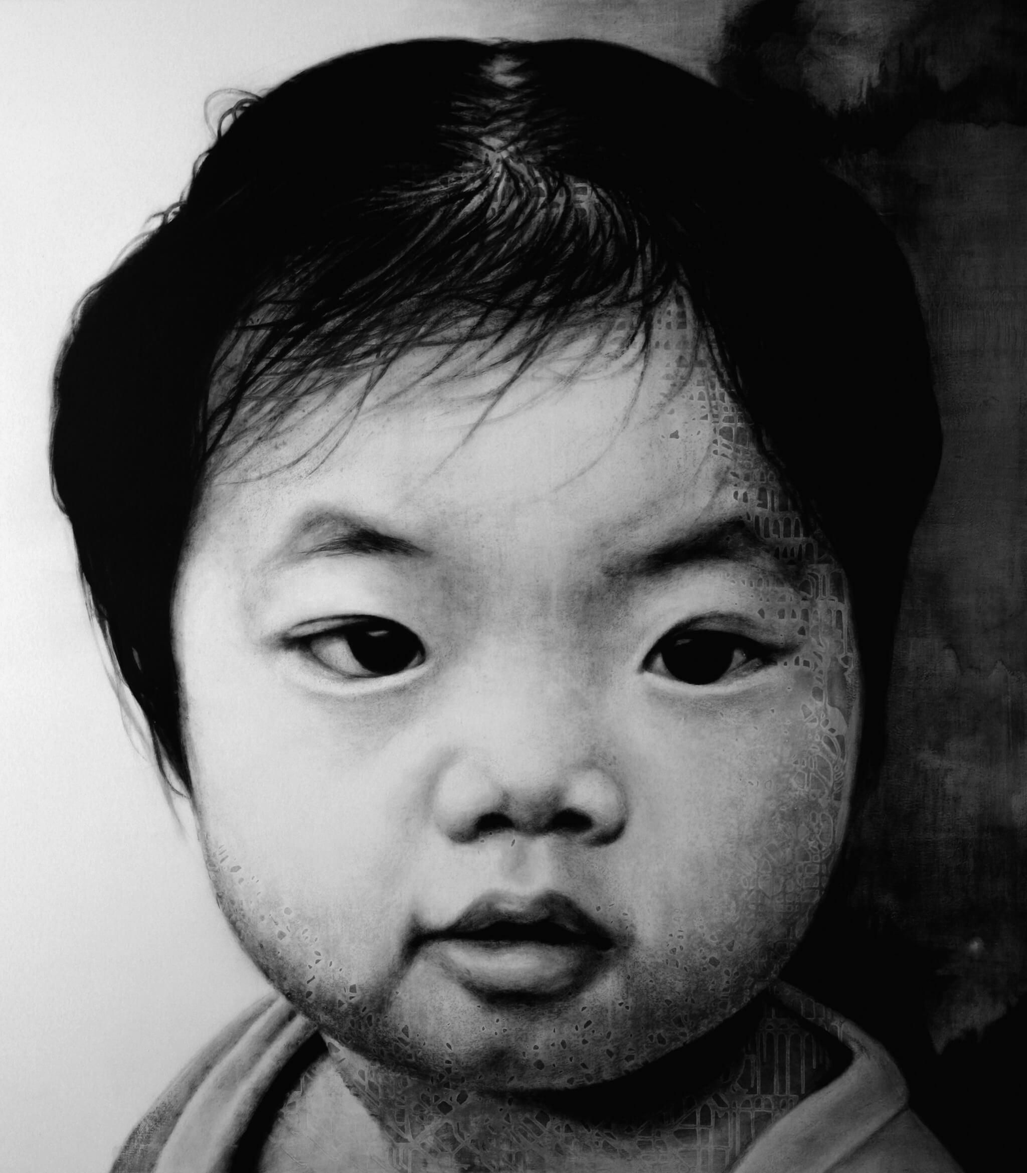 Korean child, 2012